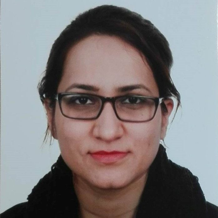 Hina Gohar Ali, M.Sc.
